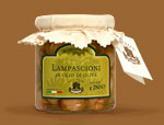 Lampascioni Pickled and Packed in Olive Oil